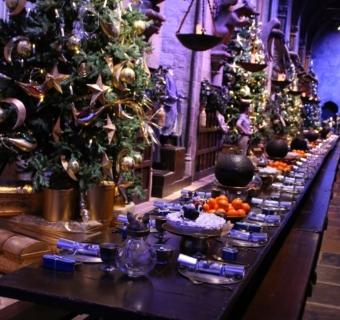 VISITE VIRTUELLE DES STUDIOS D'HARRY POTTER