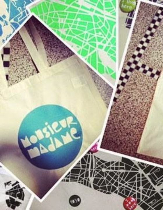 INTERVIEW MONSIEUR MADAME CREATEUR DE TOTEBAGS