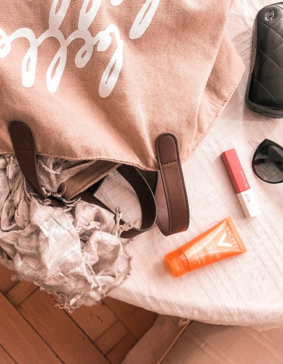 WHAT'S IN MY BAG: ROLAND GARROS 2019