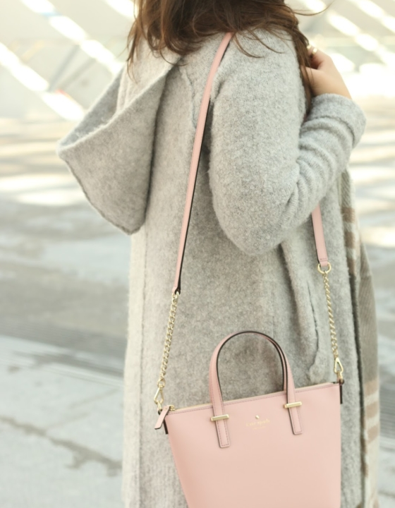 GIRLY PINK BAG